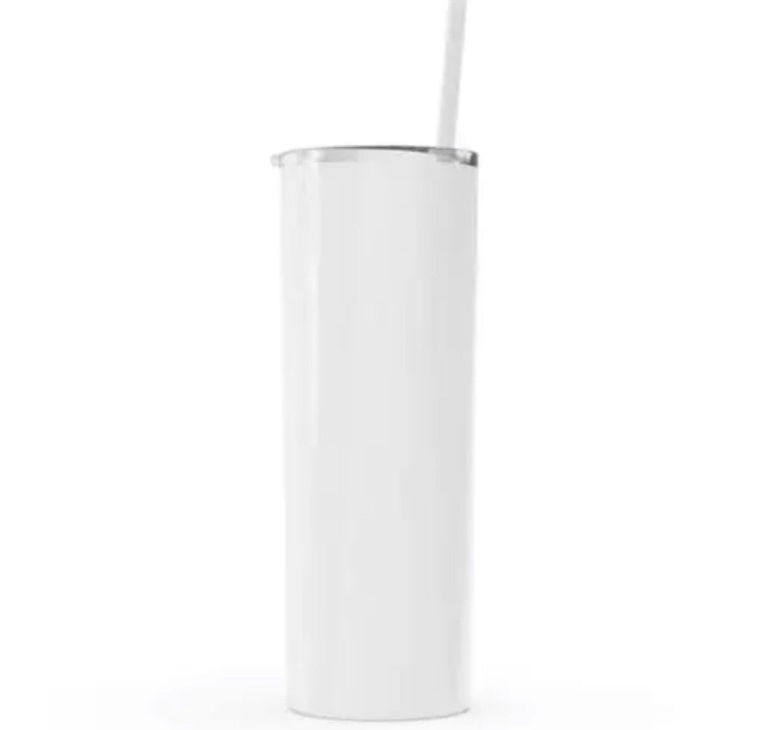 20oz Skinny Tumbler Straight-Sublimation