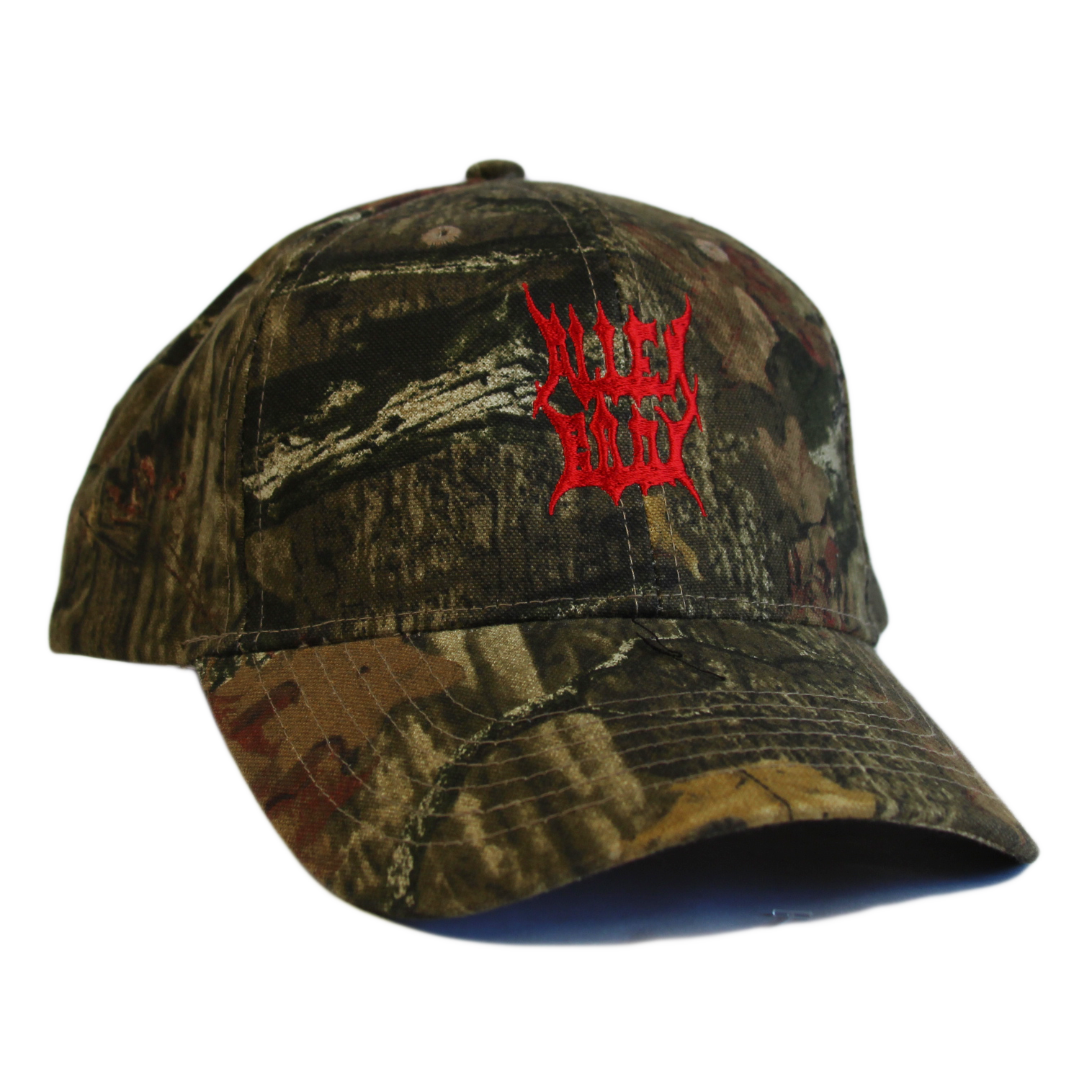 DEATH METAL CAMO HAT