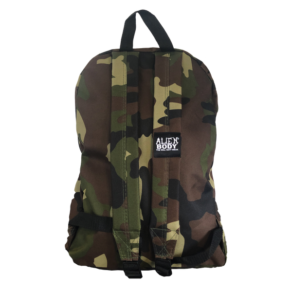 CAMO BACKPACK - SPIDER