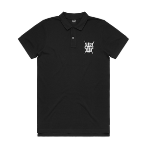 DEATH METAL LOGO POLO