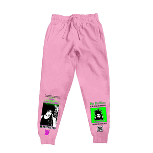 All My Friends are Murderers Joggers (Pink)