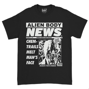 Alien Body News Tee