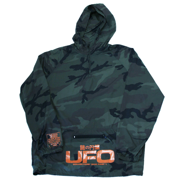 UFO WIND BREAKER JACKET