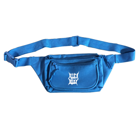 ALIEN BODY HIP PACK - BLUE