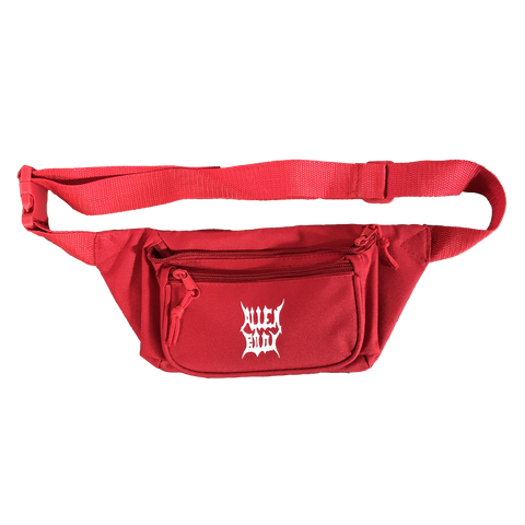 ALIEN BODY HIP PACK - RED