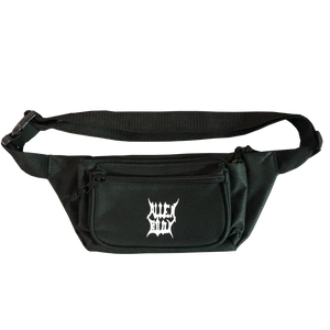 ALIEN BODY HIP PACK - BLACK