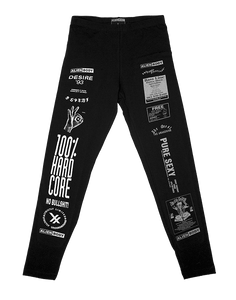100% Hardcore Leggings