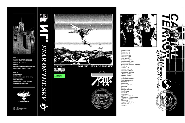 NOLIFE - FEAR OF THE SKY
