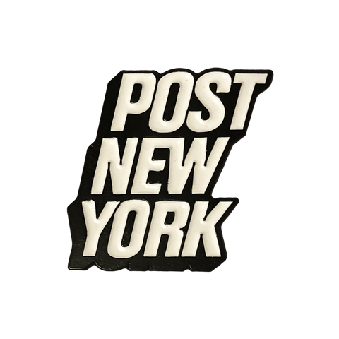 Post New York Pin