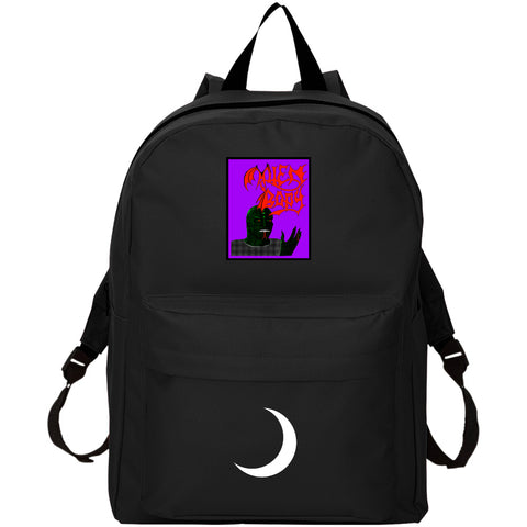 REPTILIAN MOON BACKPACK