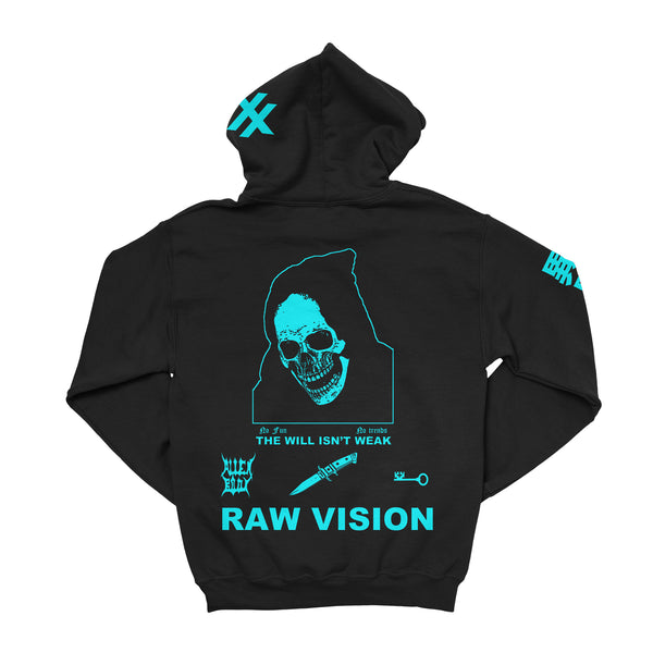 RAW VISION TEAL