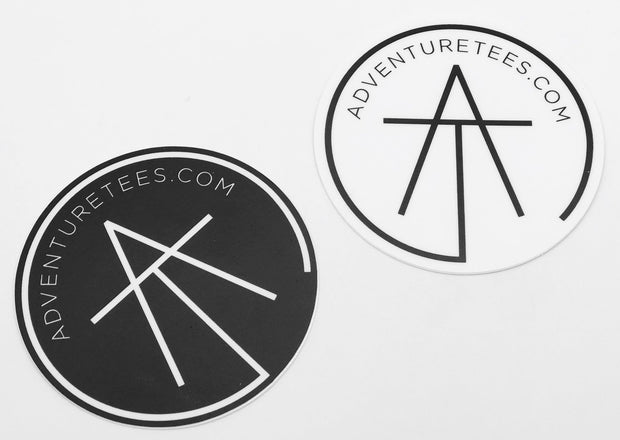 Adventure Tee Sticker
