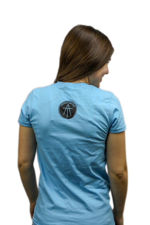 Women's Happy Camper Tee