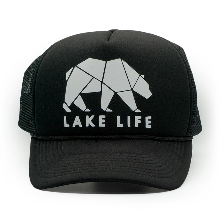 Bear Lake Life Trucker Cap