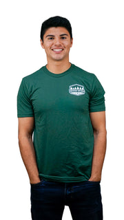 Mens Certified Explorer Badge Tee