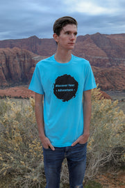 Mens Discover Your Adventure Tee