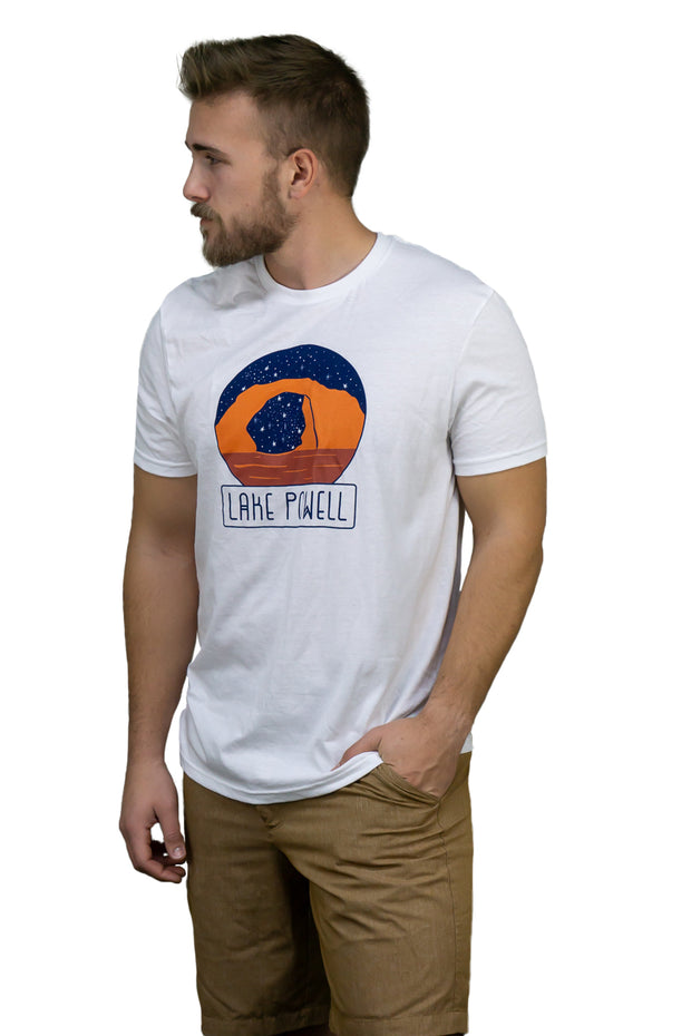 Mens Lake Powell Tee