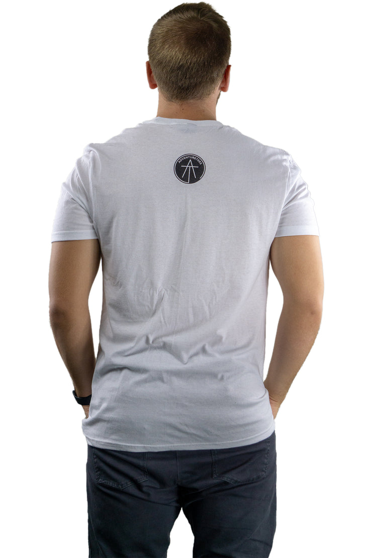 Mens Adventure Collective Tee