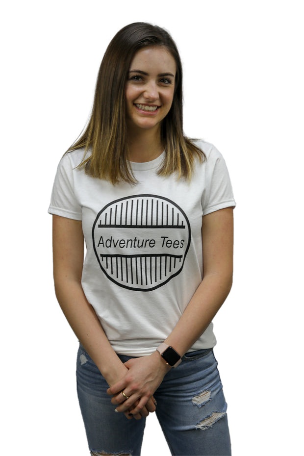 Women's Adventure Tees Circle Tee