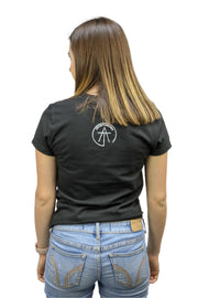 Women's Outlined Logo Tee