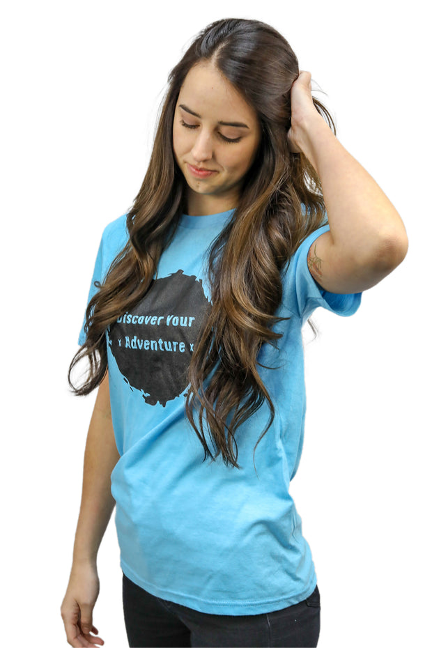Women's Discover Your Adventure Tee
