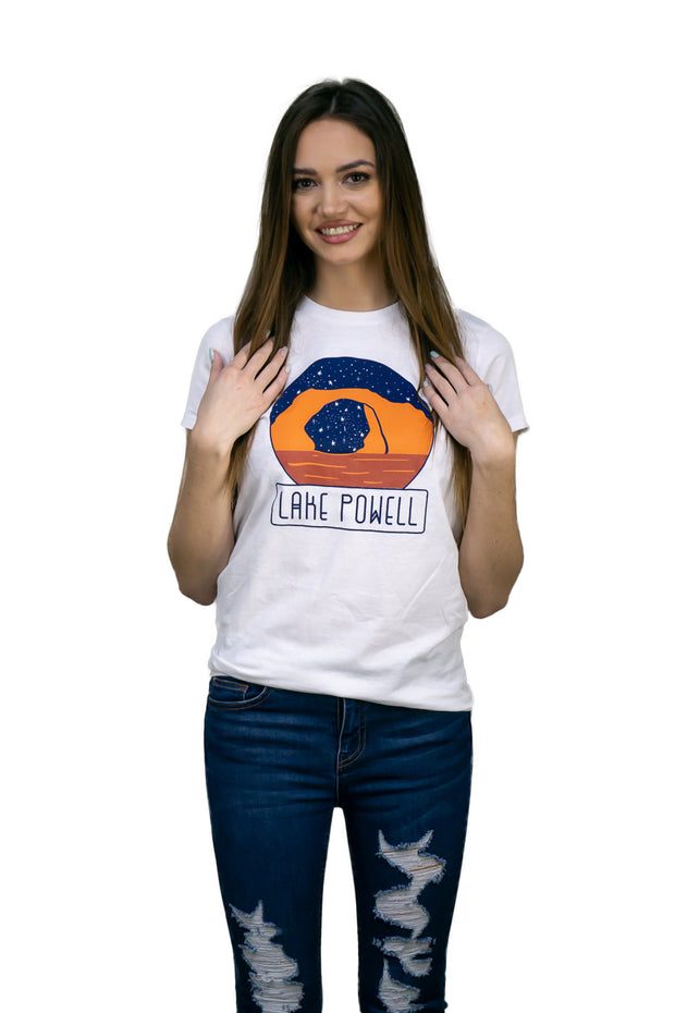 Women's Lake Powell Tee