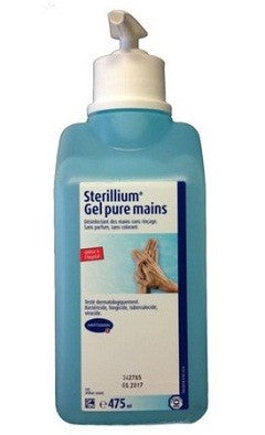 Sterillium Gel Pure Mains 475 ml - Hartmann