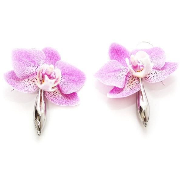 Fleurings Vase Earrings