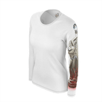 Teaz Girl White Pima Shirt ( Womens )