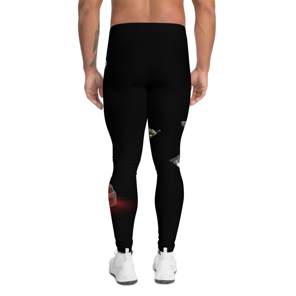 Teaz Men's Leggings