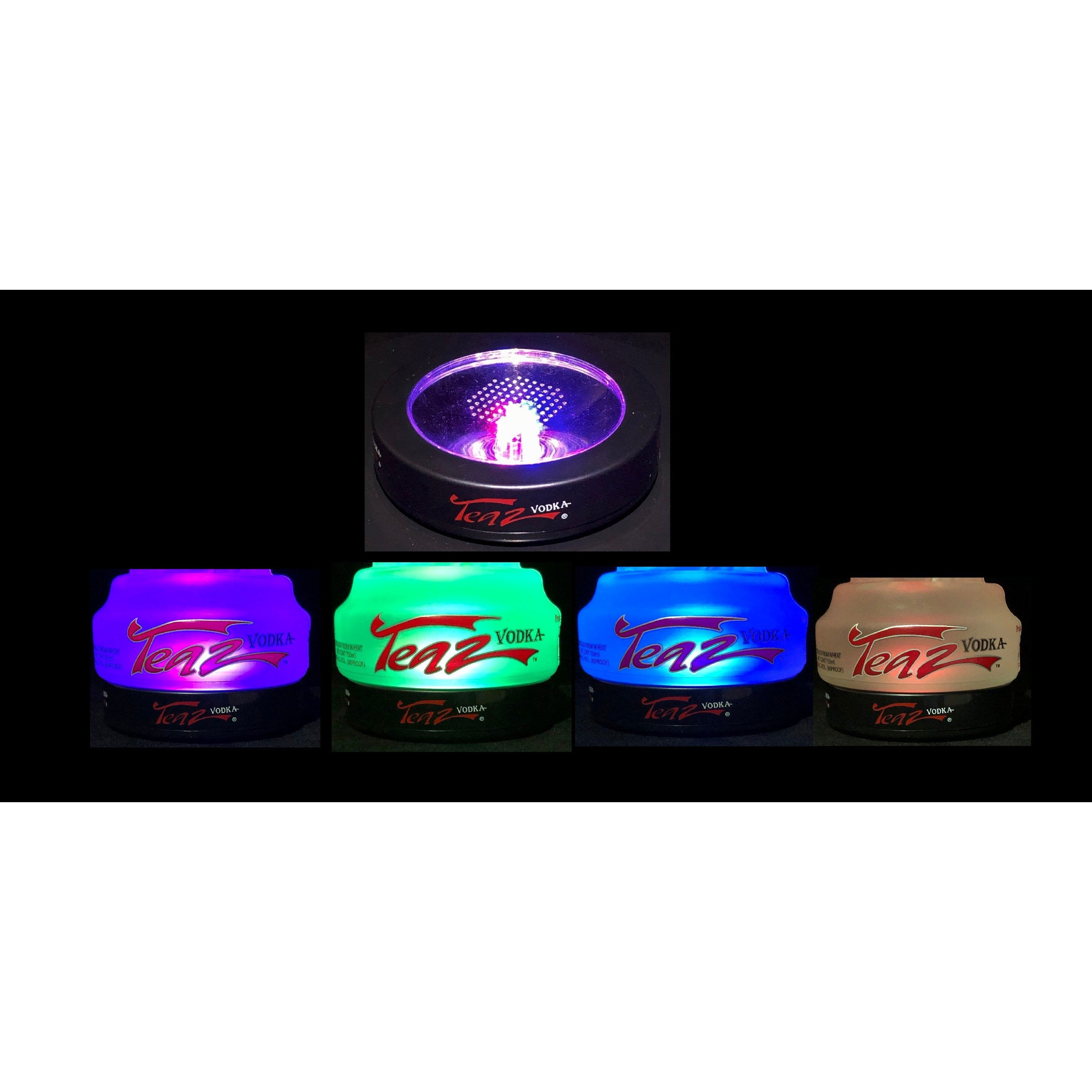 Teaz Vodka Multi Coaster Light