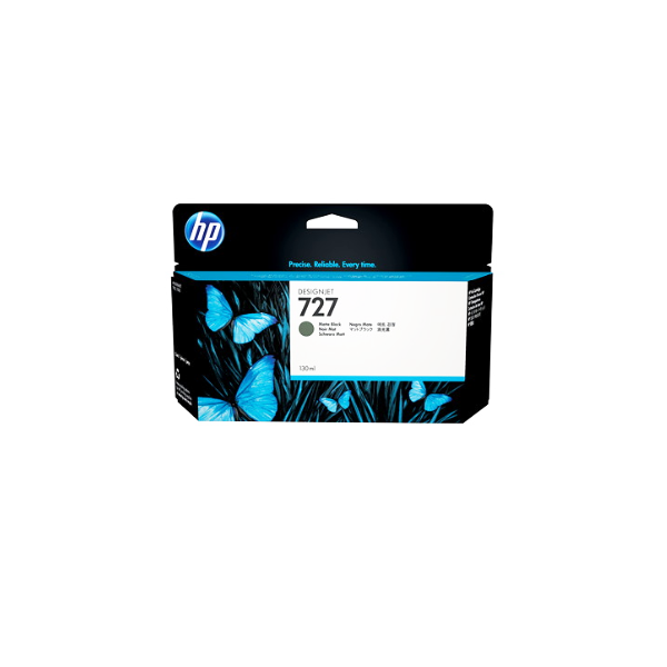 HP 727 Ink Cartridge, 130ML & 300 ML ( VARIOUS COLORS AVAILABLE)