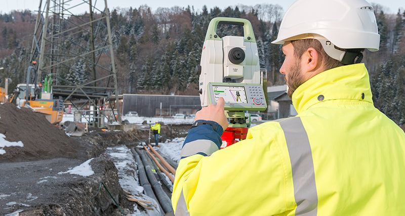 TS13 Robotic Total Station