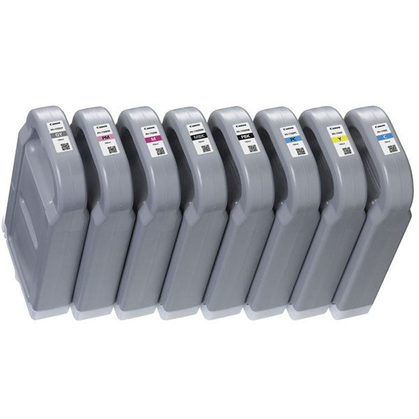 CANON PFI-706 Ink Cartridge, 700ML ( Various Colors Available)