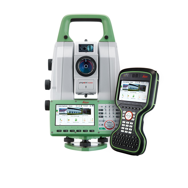TS60 High-Precision Robotic Total Station
