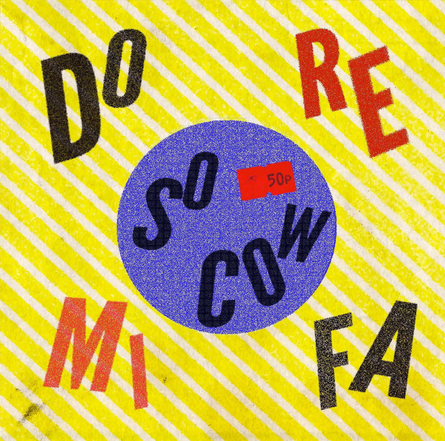 Do Re Mi Fa So Cow - CD