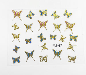 Butterfly decals 2