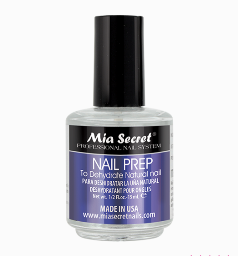 Mia Secret Nail Prep