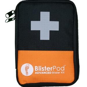 blister kit contents - the advanced foot blister kit