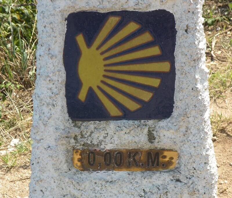 blisters are the most common injury on the Camino