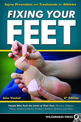 Fixing Your Feet front cover