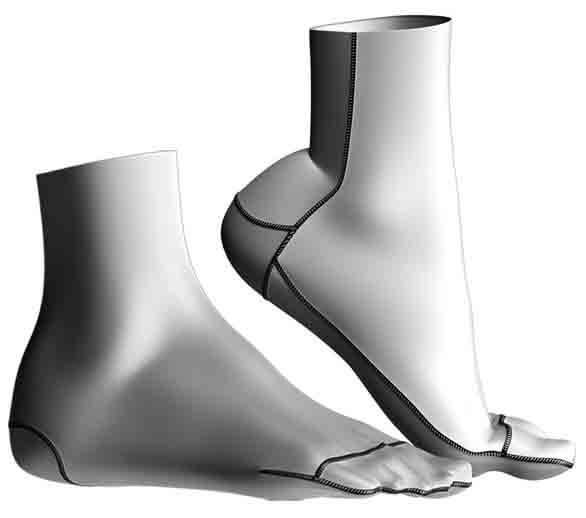 ArmaSkin Anti Blister Socks - Image credit