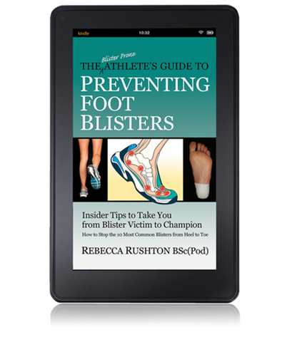 The Blister Prone Athletes Guide To Blister Prevention