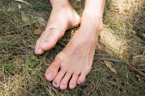 how to toughen your skin for blisters