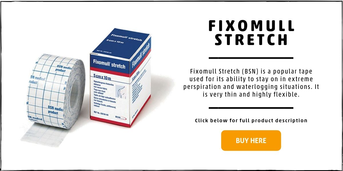 Fixomull Stretch tape