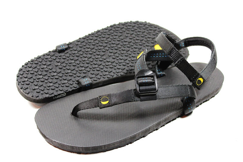 blister prevention with luna sandals