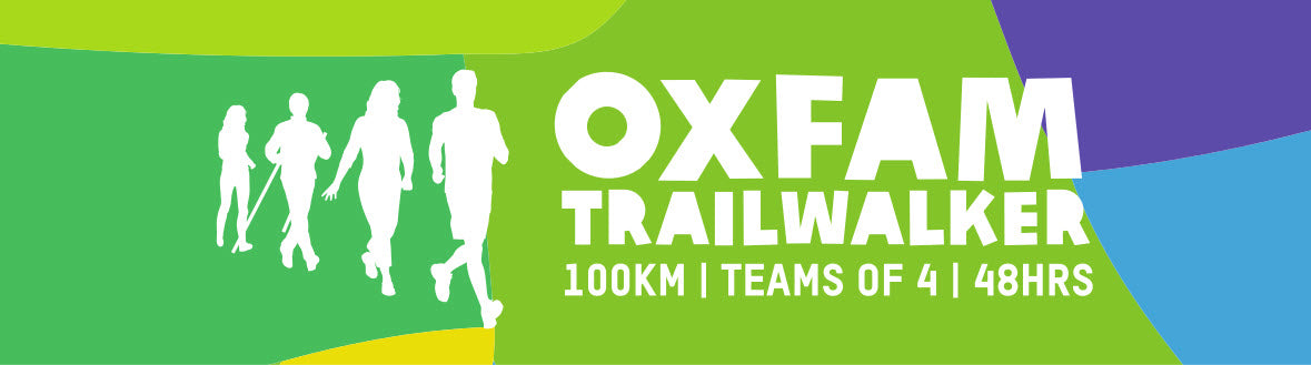 Oxfam Trailwalker Foot Care: The Definitive Guide