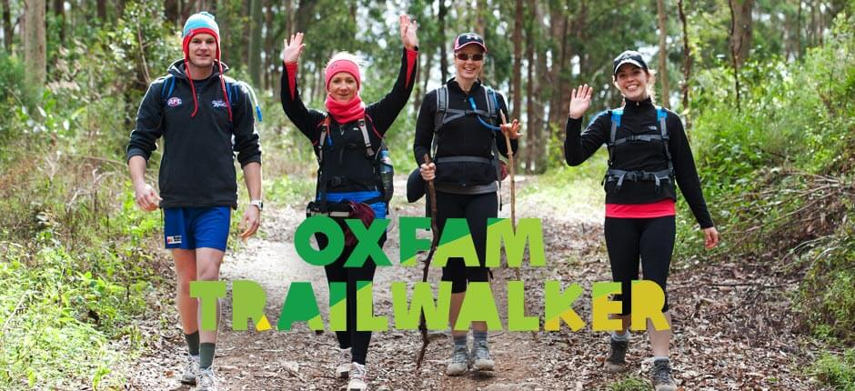 Peter's Oxfam Trailwalker Blister Experience | Blister Prevention