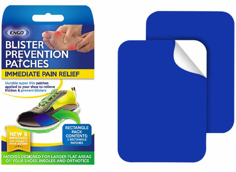 ENGO Blister Patches - Rectangle Pack