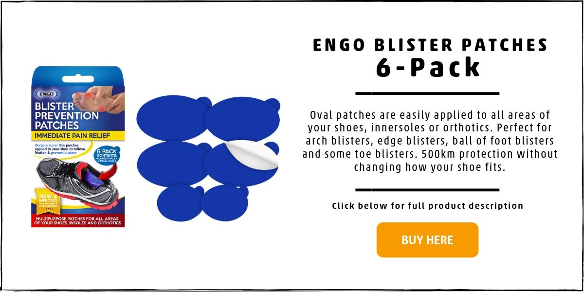 ENGO Blister Patches